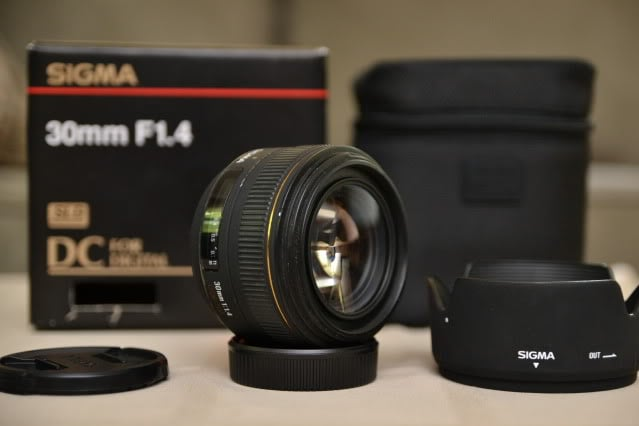 Sigma 30mm f/1.4 Lens Review - Photography Reviews