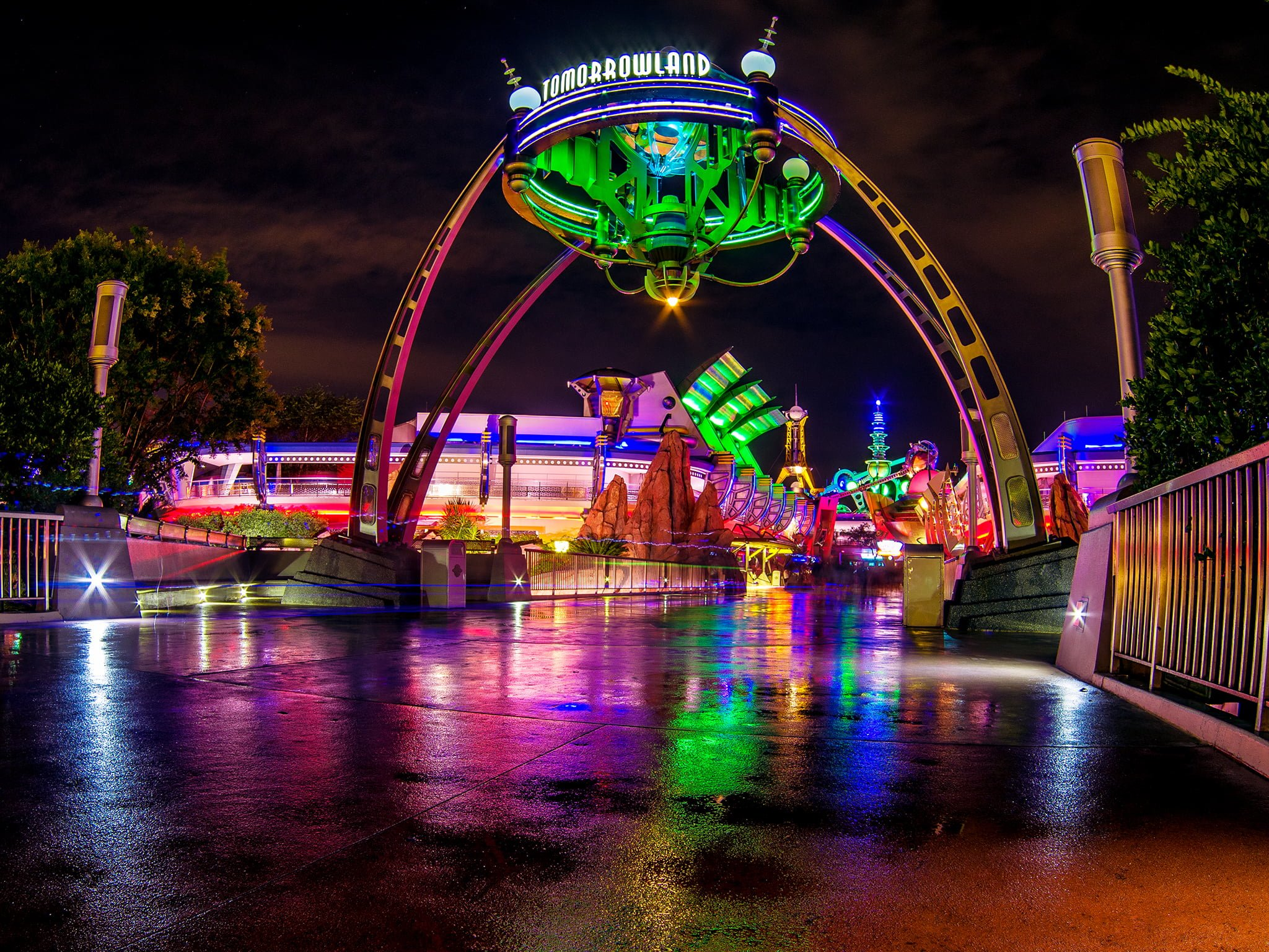 Tom's Top 7: Background Music at Disney World - Disney