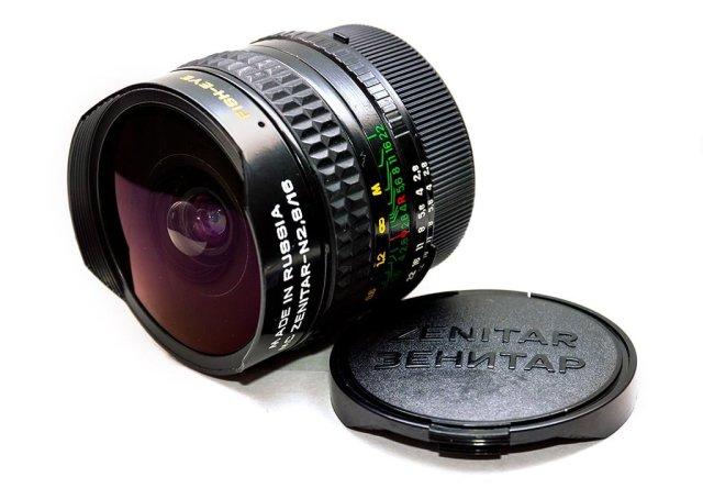 Zenitar Fisheye Lens Review