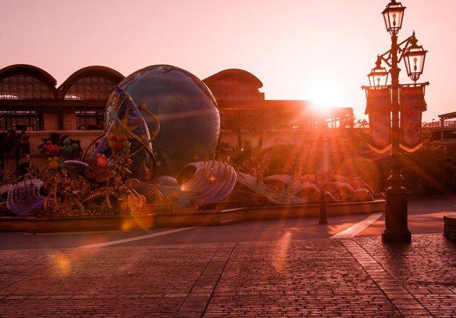 aquasphere-sunrise-tokyo-disneysea