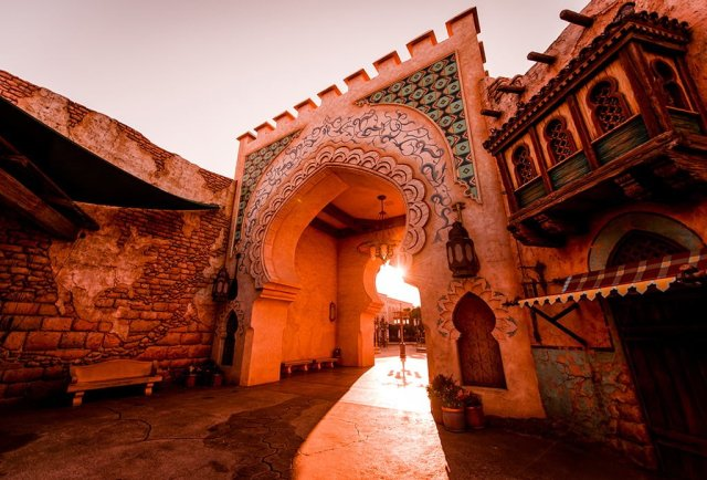 arabian-coast-arch-sunrise
