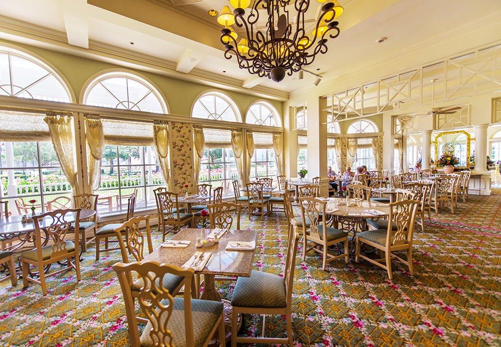 Floridian Food Disney Grand Cafe World