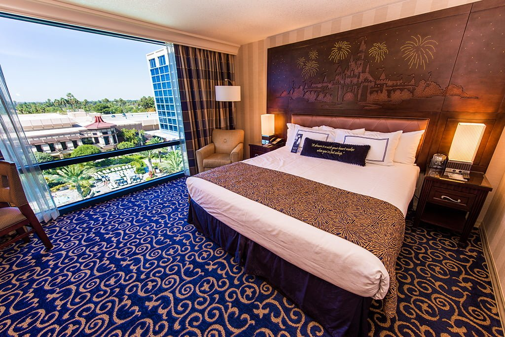 Disneyland Hotel Review Disney Tourist Blog