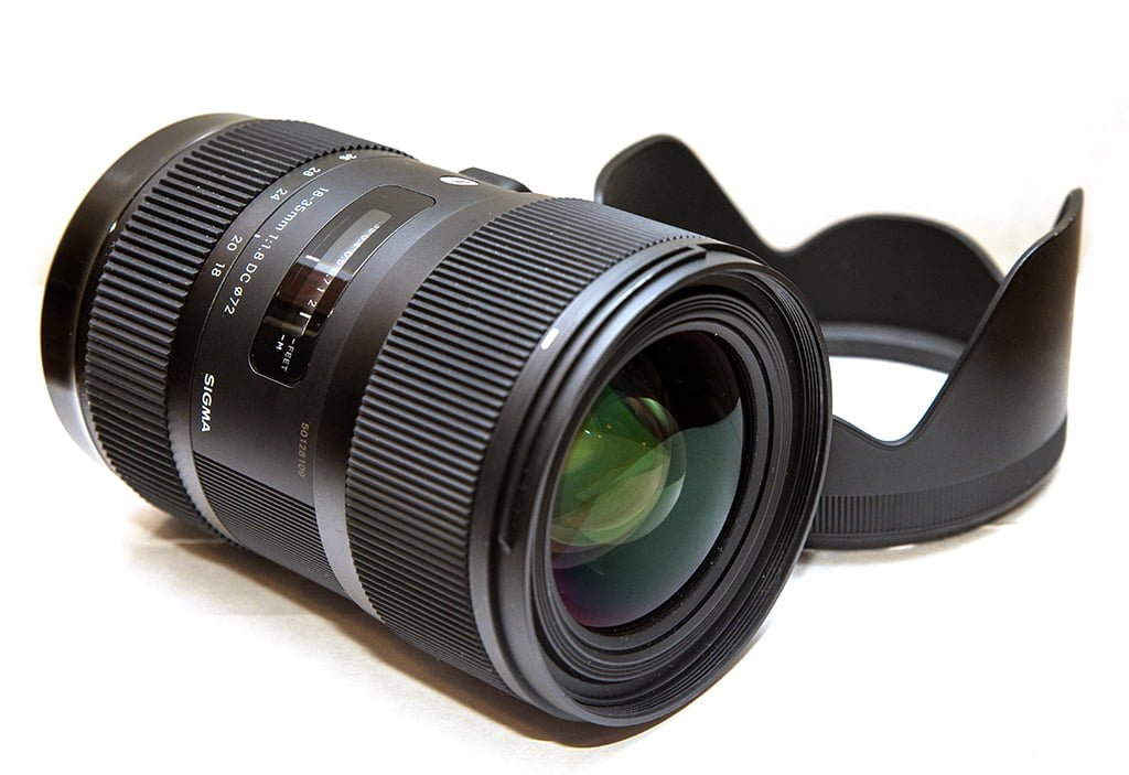 Sigma 18-35mm f/1.8 Lens Review - Disney Tourist Blog