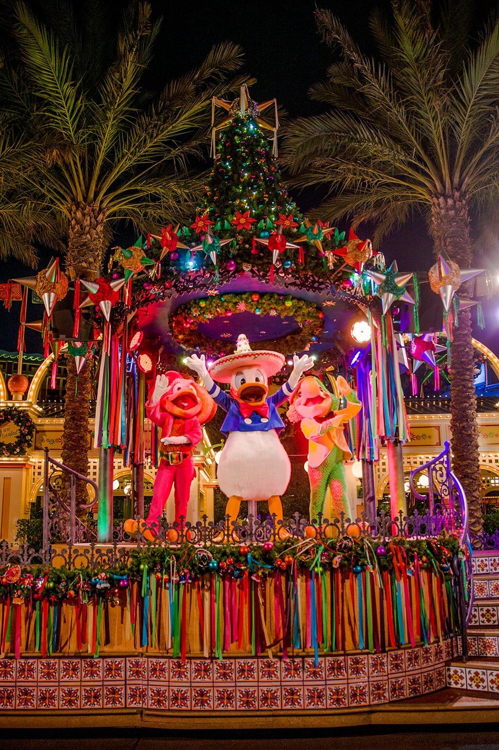Disneyland Christmas Trip Report