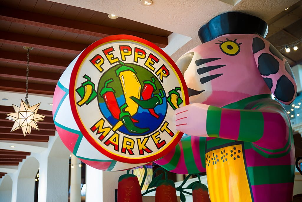 Mexican Food Disneyland Paris