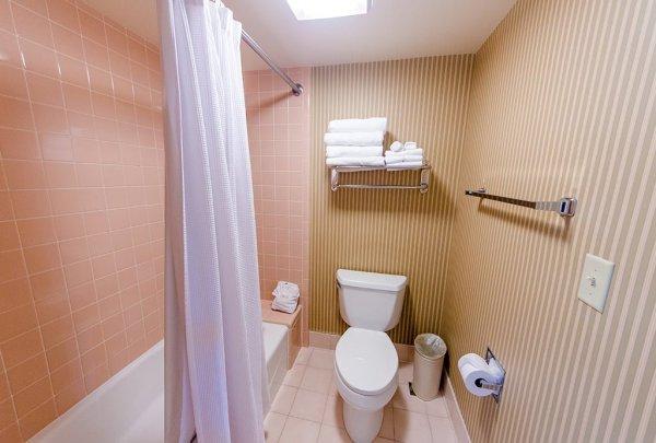candy-cane-inn-disneyland-good-neighbor-hotel-shower