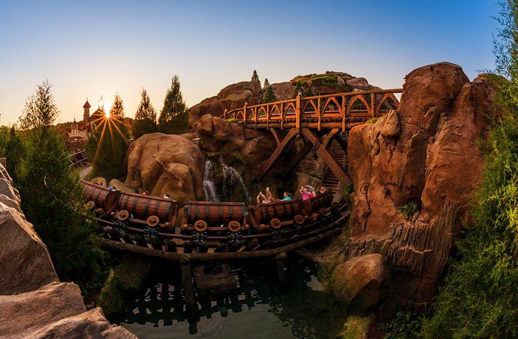 top 10 rides at disney world magic kingdom
