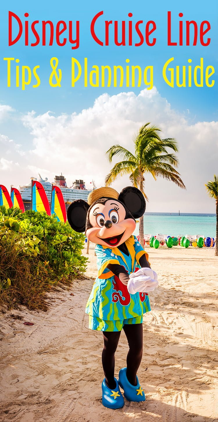 Disney Cruise Line Planning Guide - Disney Tourist Blog