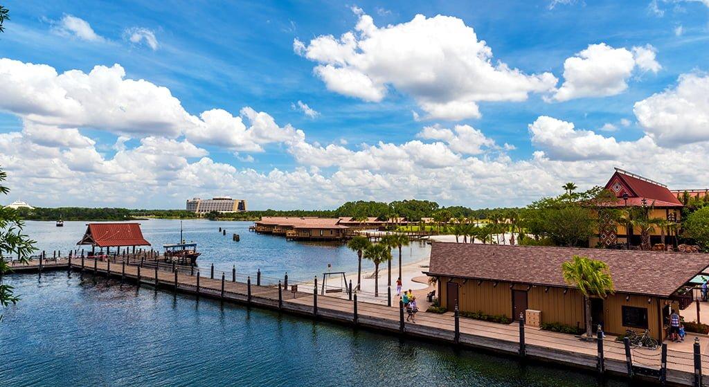 Disney's Polynesian Village Resort Review - Disney Tourist Blog on