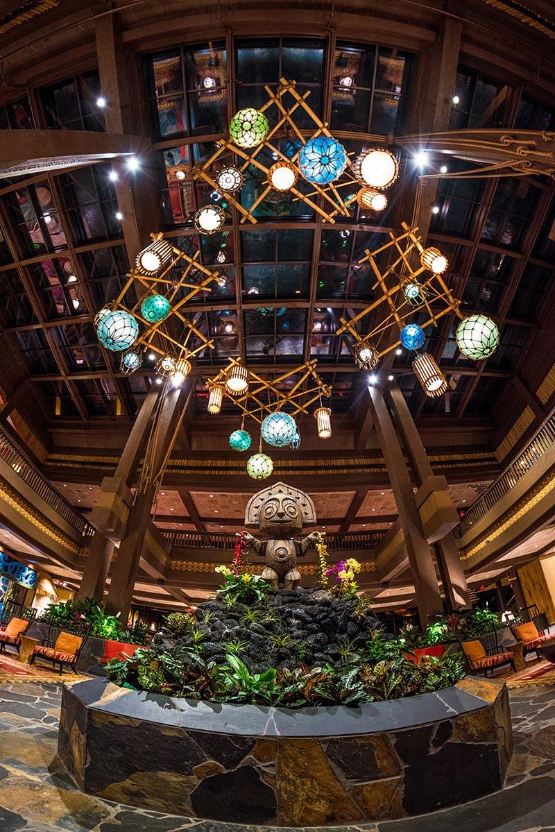Disney's Polynesian Village Resort Review - Disney Tourist ...
