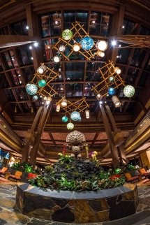 Disney' Polynesian Village Resort - Disney Tourist