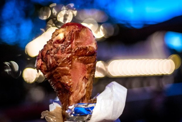 jumbo-turkey-leg-bokeh