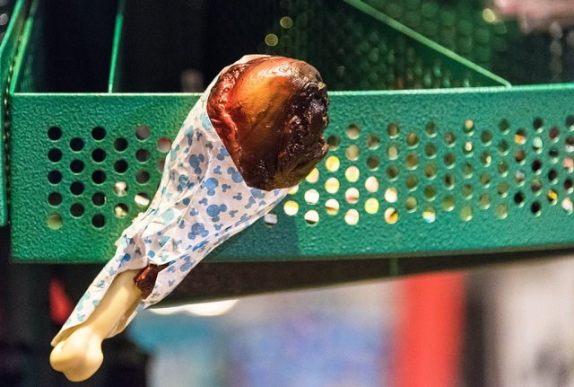 disneyland in turkey Long-circulating rumors disney's turkey legs were in fact emu spiked after a march 2017 conan segment.