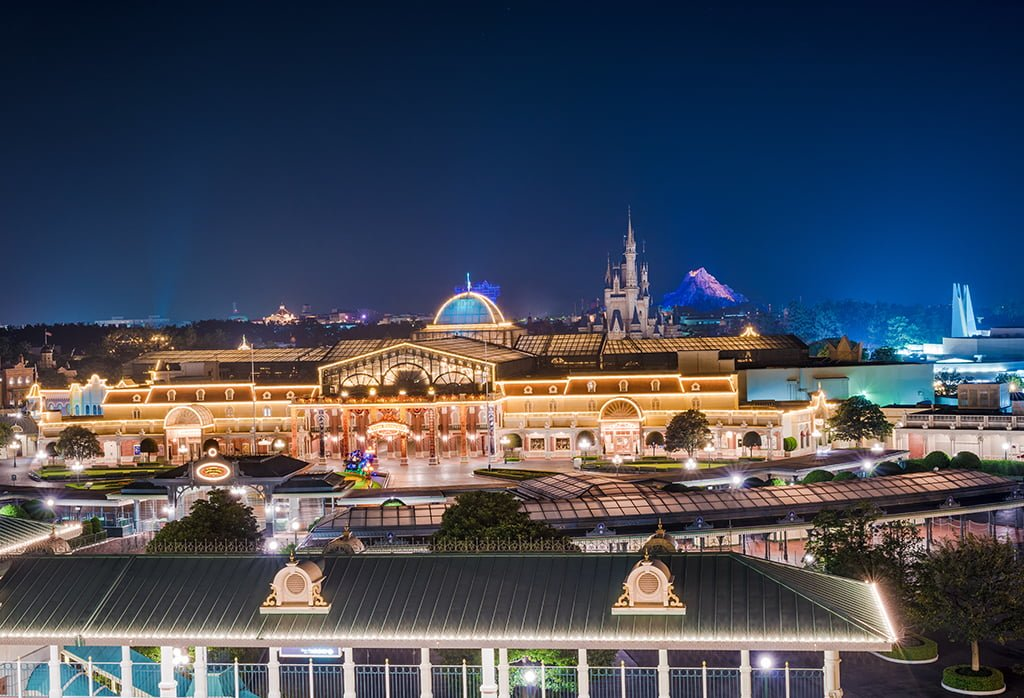 Disney Hotel Room Views