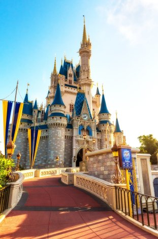 cinderella-castle-morning-light-portrait
