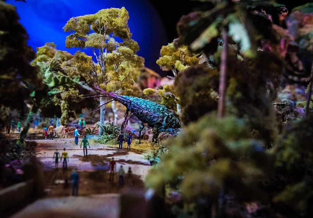 Avatar Disney World Pandora Animal Kingdom 183
