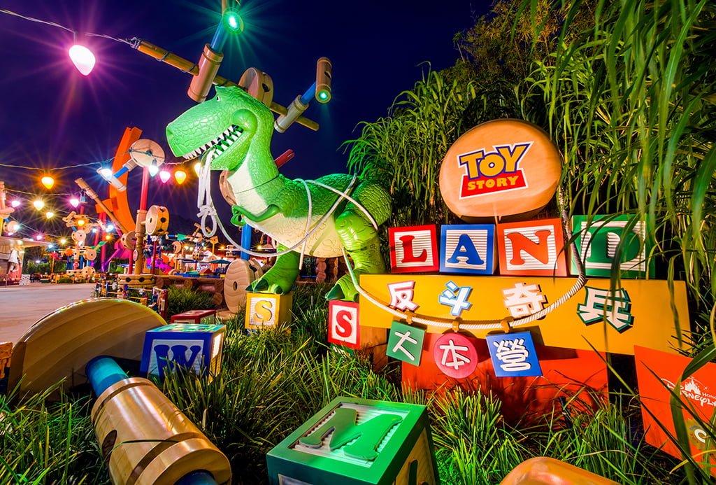 Toy Story Land Announced For Disney World Disney Tourist