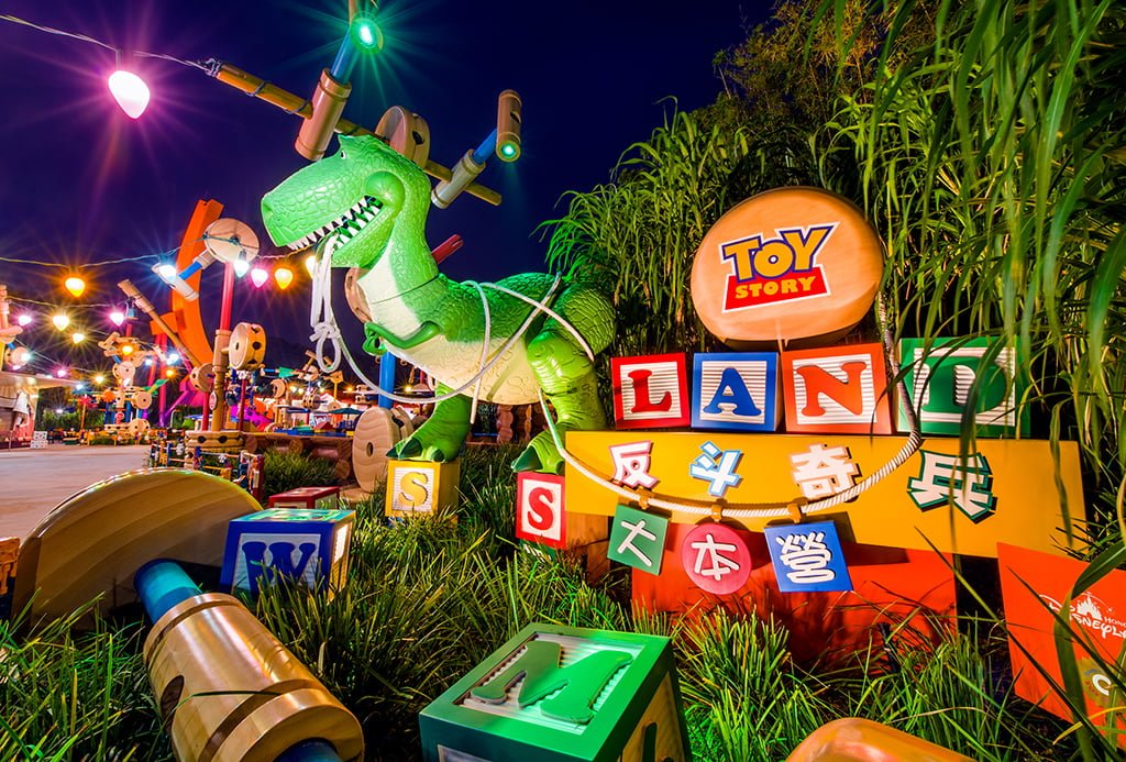 Toy Story Land Announced For Disney World Disney Tourist Blog
