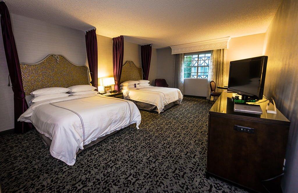 anaheim majestic garden hotel disneyland 4 - Majestic Garden Hotel Anaheim