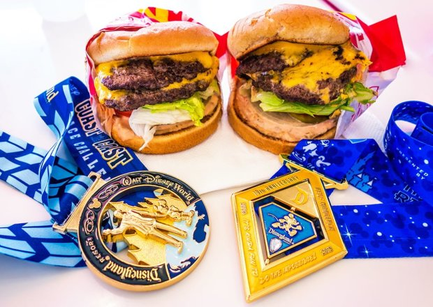 in-n-out-disneyland-marathon-medals