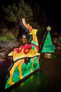 Hotels Of Disneyland Christmas -day Tour - Disney