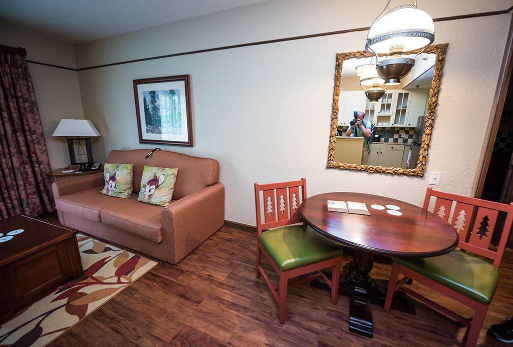 Boulder Ridge Villas at Disney's Wilderness Lodge Review ...