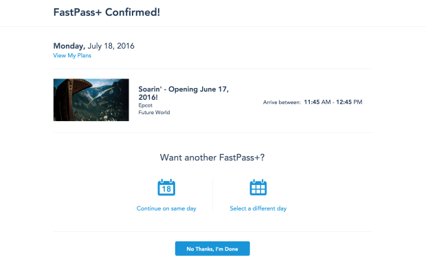 fastpass-plus-my-disney-experience-booking-disney-world-soarin-around-the-world-
