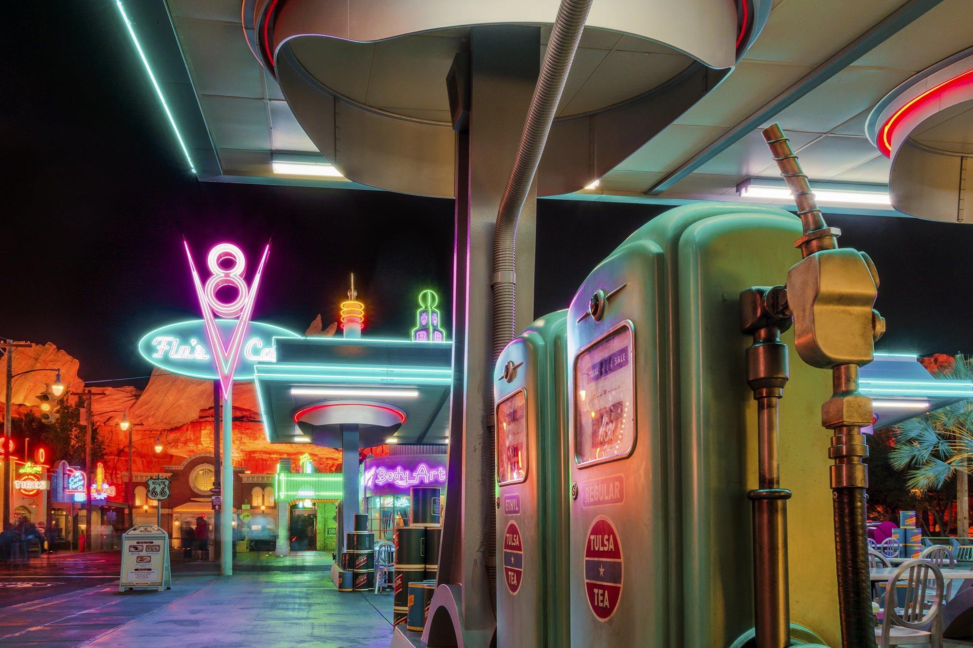 Top 10 Disney California Adventure Counter Service