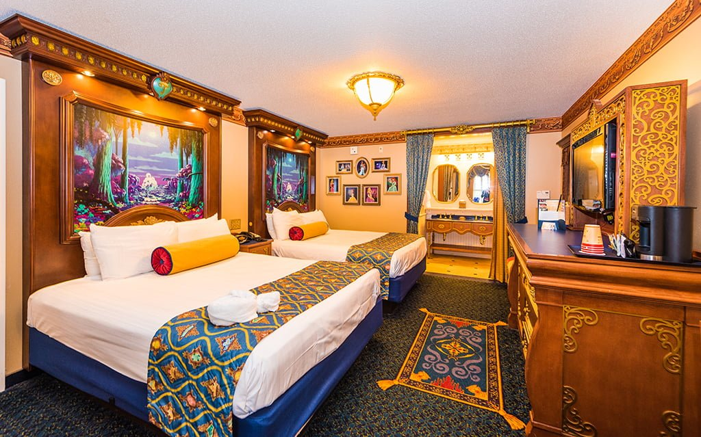 Disney World Fall Room Rates
