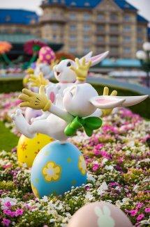 Easter Tokyo Disneyland - Disney Tourist