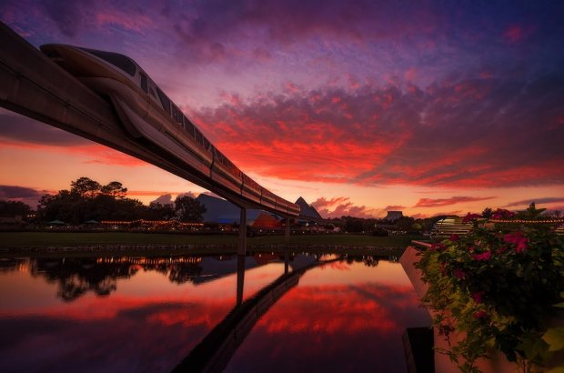 monorail-epcot-sky-color-walt-disney-world-2 copy