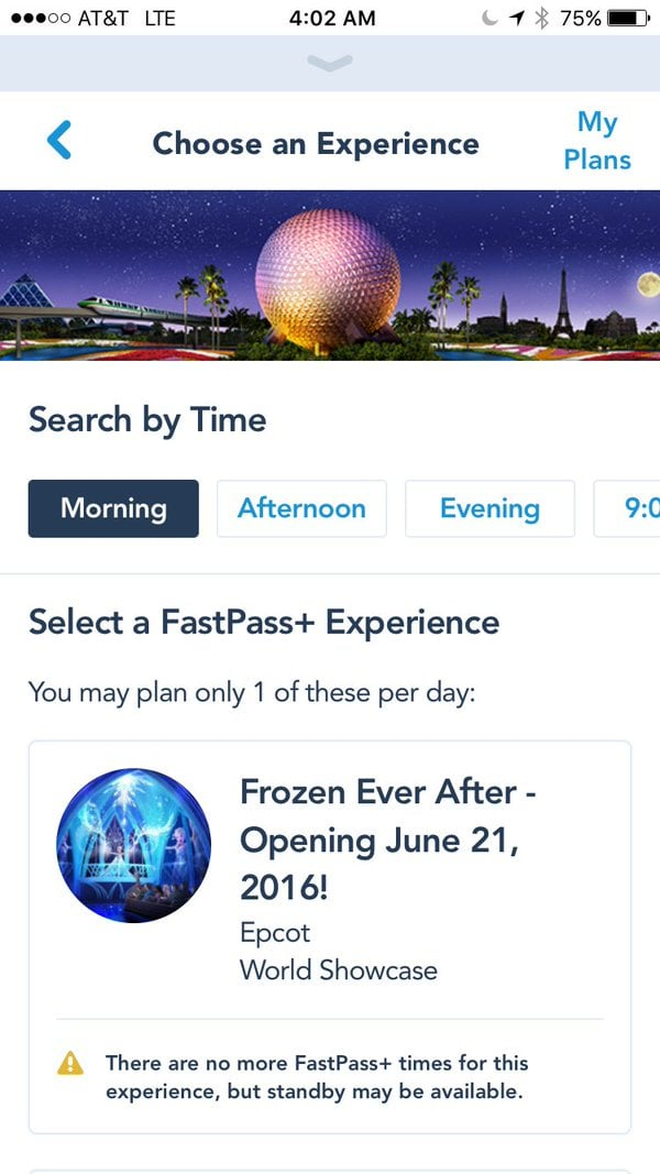 Disney FastPass+ FAQs - Undercover Tourist