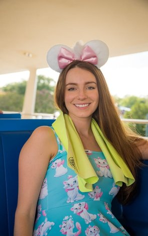 sarah-bricker-disney-world-frogg-togg-marie-dress