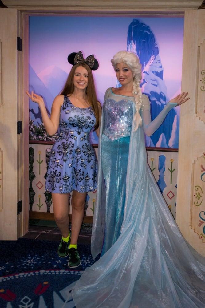 And Elsa Disney Anna Norway