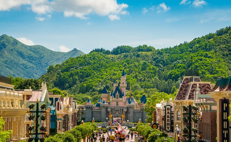 Hong Kong Disneyland Planning Guide Disney Tourist Blog - What city is disneyland in