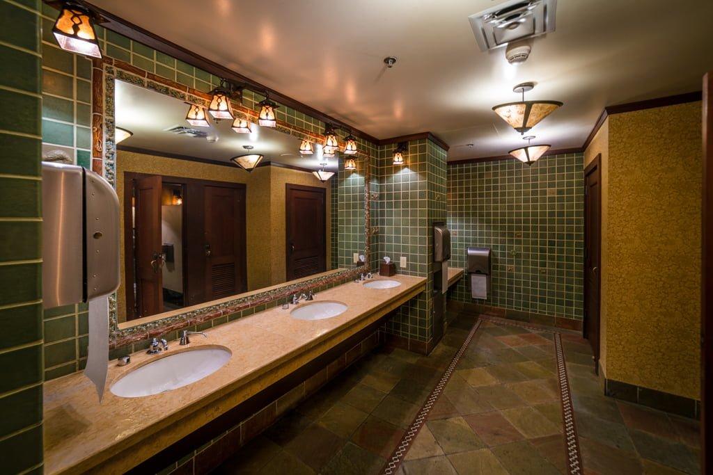 Top 10 Toilets at Disneyland - Disney Tourist Blog