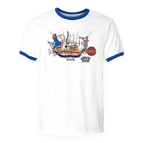 figment-dreamfinder-dreamcatcher-epcot-center-shirt