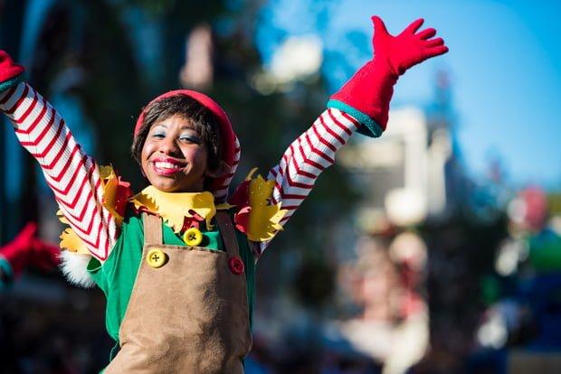 Disney Christmas Parade Taping 2019.2019 Christmas Day Parade Filming At Disney World