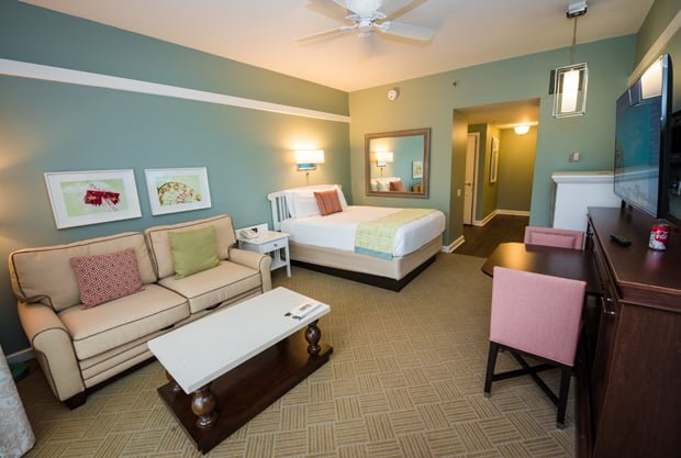 Boardwalk villas review disney tourist blog - 2 bedroom villas near disney world ...
