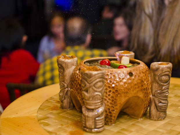 Trader Sam S Enchanted Tiki Bar Review Disney Tourist Blog