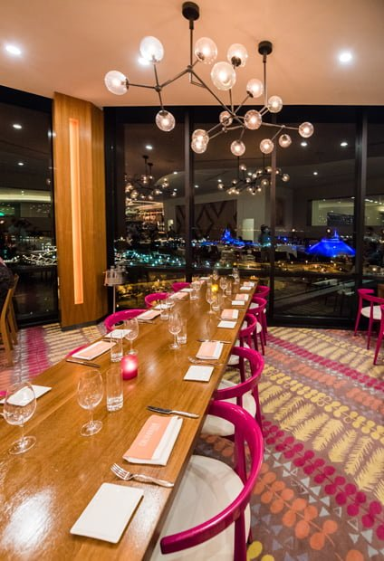 California Grill Offers Incredible Ambiance And Undoubtedly The Best Views Of Any Restaurant At Walt Disney World