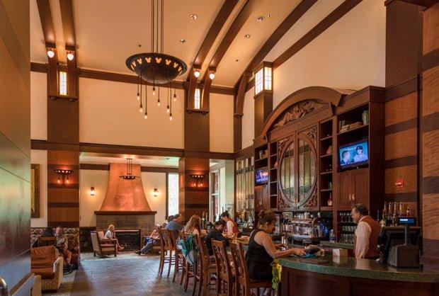Hearthstone Lounge Review Disney Tourist Blog