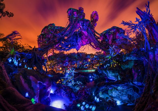 Pandora World Of Avatar Is Now Open In Animal Kingdom At Walt Disney This Guide Will Offer Tips And Time Saving Strategy For Efficiently