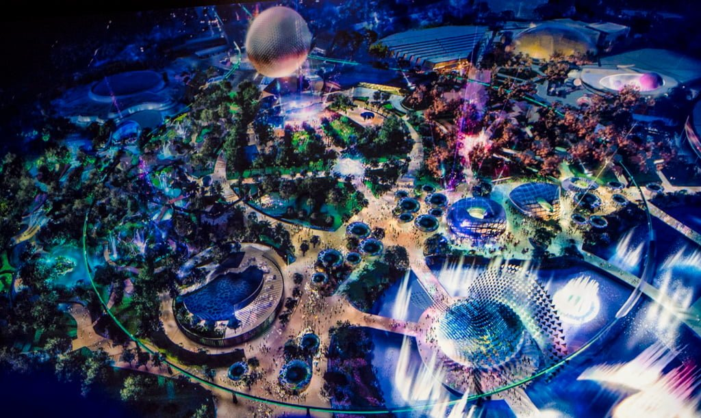 Epcot 'Reimagining' Details Announced - Disney Tourist Blog