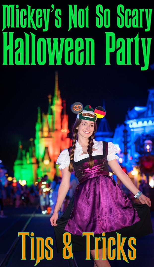 2019 Mickey's Not So Scary Halloween Party Tips - Disney Tourist Blog