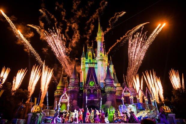 Disneyland Paris Halloween Party 2018.Disney World Disney World Halloween Party Map 2018
