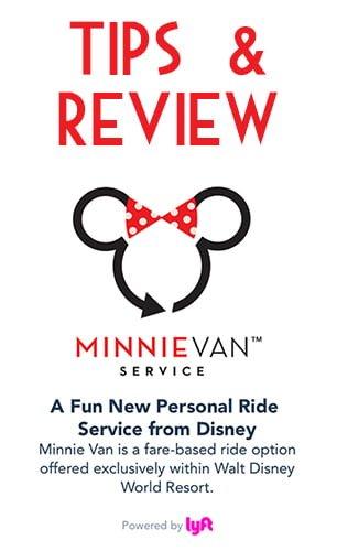 a77aac4579 Minnie Van Review   Tips - Disney Tourist Blog