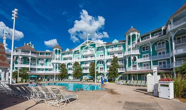 Beach Club Villas Review - Disney Tourist Blog