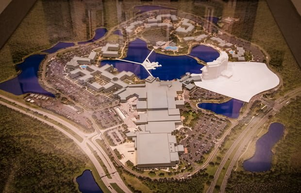 Disney\'s Coronado Springs Resort 2018 Construction Update - Disney ...